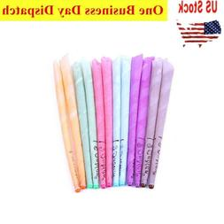 12 Pcs Scented Beeswax Candles Cleaning Cones Hollow Candle