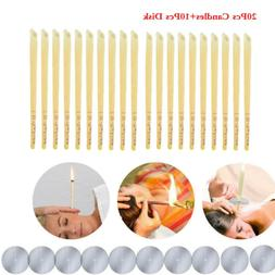 20Pcs Ear Cleaner Wax Removal Candles Treatment Care Healthy
