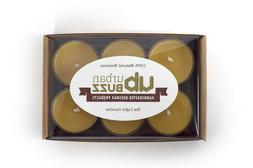 6 Pack of Beeswax Tea Light Candles
