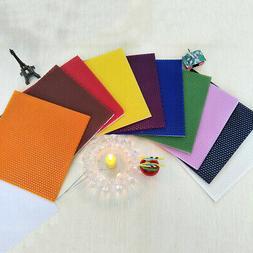 6PCS Candle Making kit Beeswax Sheets Honeycomb Handmade Adu