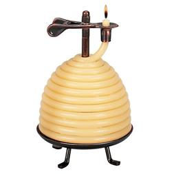 Candle by the Hour 50-Hour Beehive Candle, Eco-friendly Natu