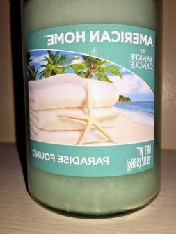 AMERICAN HOME YANKEE CANDLE FRAGRANCE PARADISE FOUND Beach 2