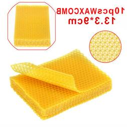 Beekeeping Honeycomb Foundation Beeswax Hive Equipment For C