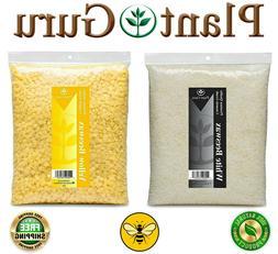 Beeswax Pellets 100% Pure Organic Beads Pastilles Bulk Whole
