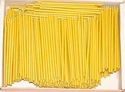 500 Natural 100% Pure Beeswax Taper Candles  Natural Honey S