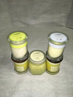 BULK DEAL LARGE SCENTED Soy Candles in Jars Home Interiors R