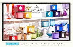 Bath & Body Works White Barn Label 3 Wick Candles 14.5oz Buy