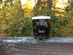 """Candles  """"Leaf"""" beeswax blend AI Root noir collection vo"""