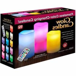 GLOW CANDLES
