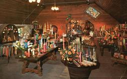 Hurd Beeswax Candles, 3020 St. Helena Hwy. N. California, St