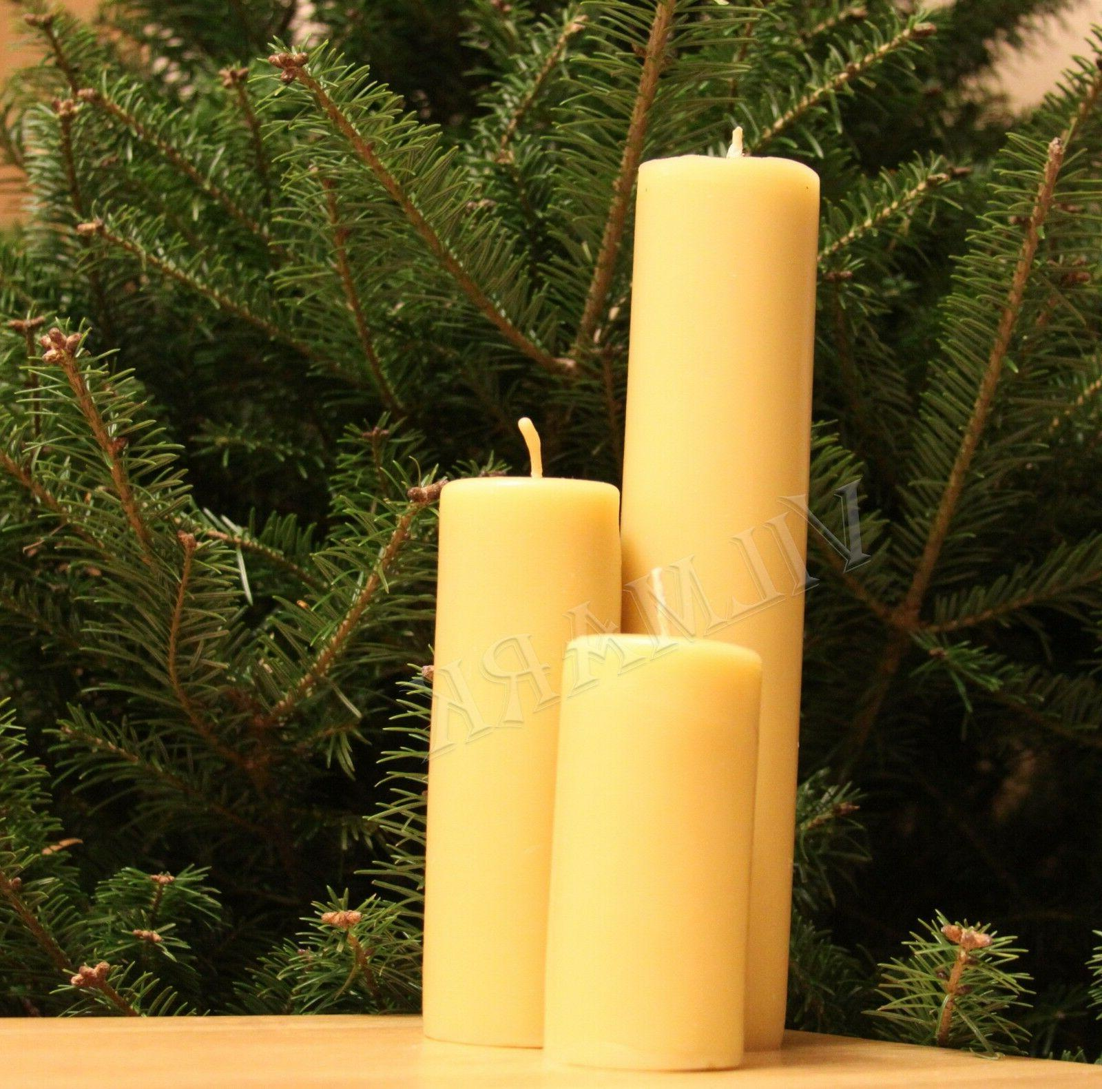 100 percent pure beeswax candles cotton wick