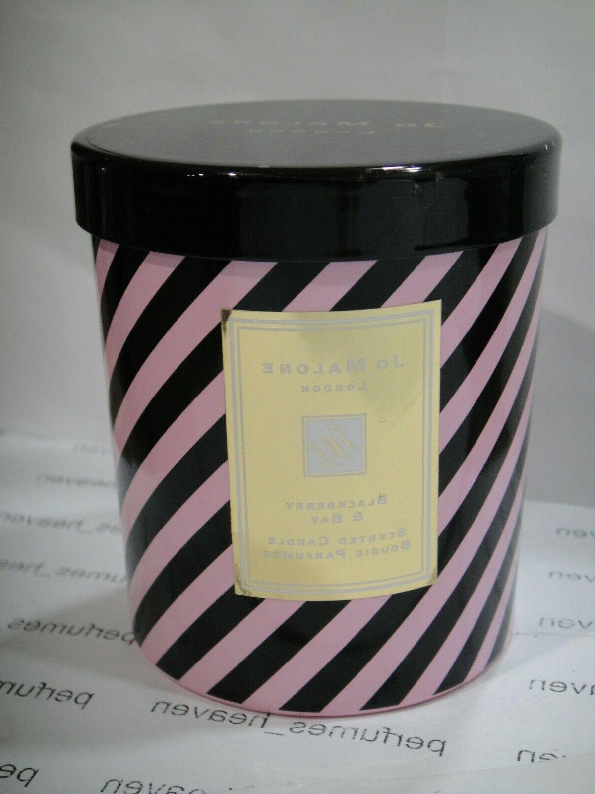 blackberry and bay scented candle 200g 7oz
