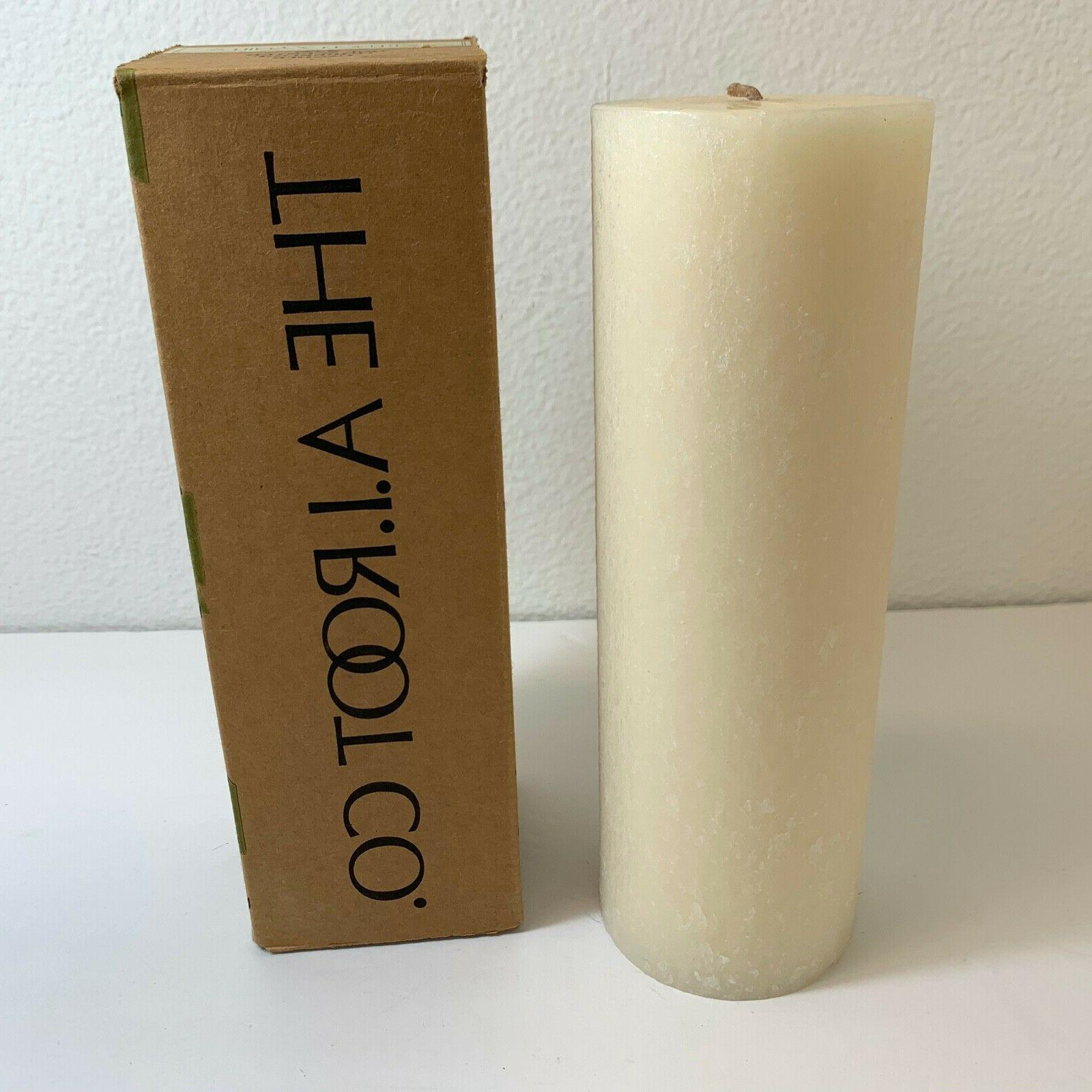 root timberline pillar candle 3x9 french vanilla