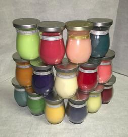 Large Scented Candles Home Interiors in Glass Jars SPECIAL S