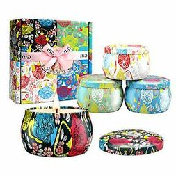 Large Size Scented Candles Gifts Sets for Women-Gardenia, La