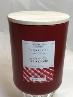Limited Edition Lifescapes Home Fragrance Strawberry Shortca