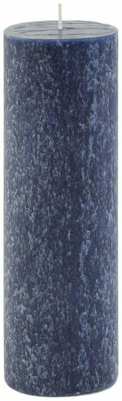 timberline pillar 3x9 unscented candle abyss 339220