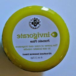 Root Travel Spa Candle Invigorate Tin Decor Container Beeswa