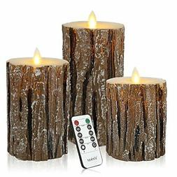 Vinkor Flameless Candles Flickering Candles Decorative